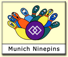 Badge - Munich NinePins e.V.